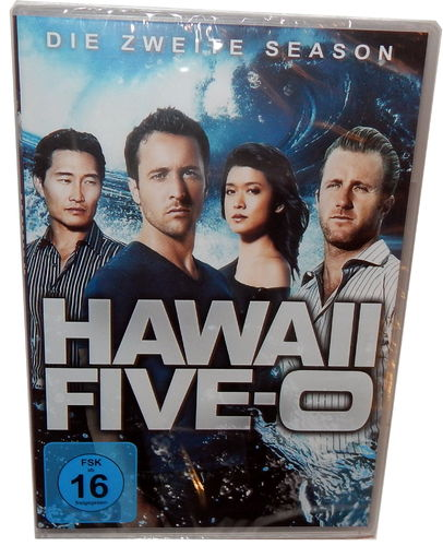 Hawaii Five-0 (5-0) - Die komplette Staffel/Season 2 [DVD]