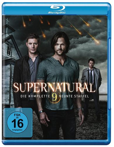 Supernatural - Die komplette Staffel/Season 9 [Blu-Ray]
