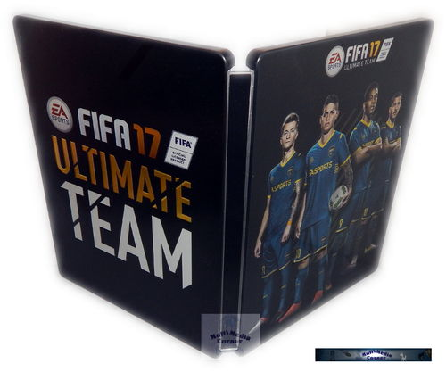 Fifa 17 [Playstation 4] EA Sports - limited Steelbook