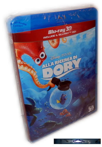 Findet Dorie 3D (+2D) [Blu-Ray] 2-Disc limited (Walt Disney)