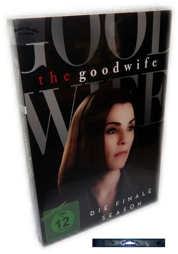 The good Wife - Die komplette Staffel/Season 7 [DVD] 6-Disc