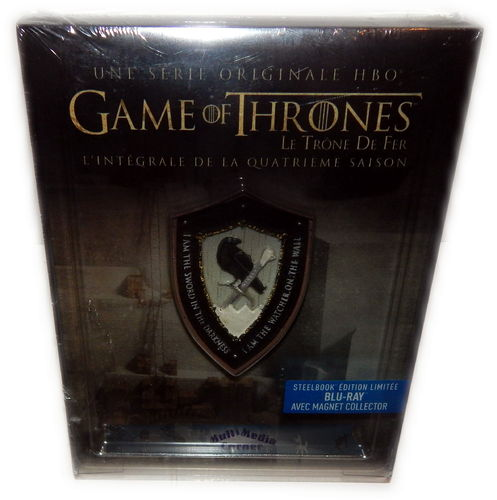 Game of Thrones - Die komplette Staffel/Season 4 [Blu-Ray] limited Steelbook