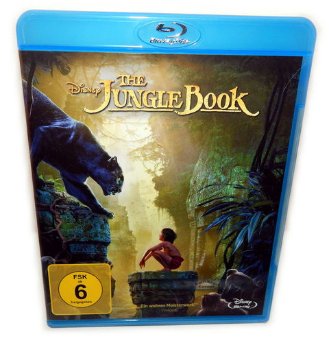 The Jungle Book [Blu-Ray] Walt Disney