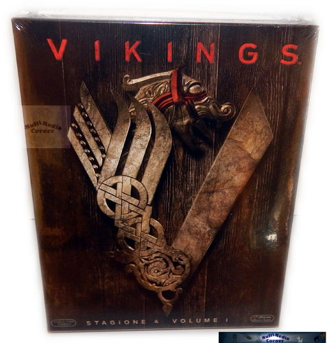 Vikings - Staffel/Season 4 - Volume 1 (4.1) [Blu-Ray] (Deutscher Ton)