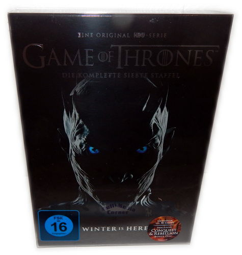 Game of Thrones - Die komplette Staffel/Season 7 [DVD]