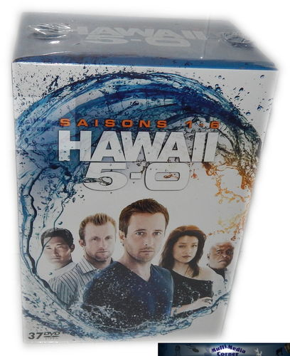 Hawaii Five-0 (5-O) Box - Die komplette Staffel/Season 1,2,3,4,5,6 [DVD] 1-6