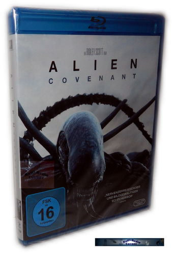 Alien Covenant [Blu-Ray]