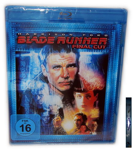 Blade Runner - Final Cut [Blu-Ray]