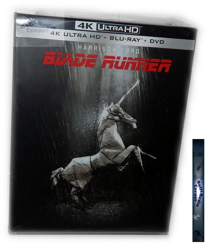 Blade Runner - 35th Anniversary Edition [Blu-Ray] 4K Ultra HD Final Cut