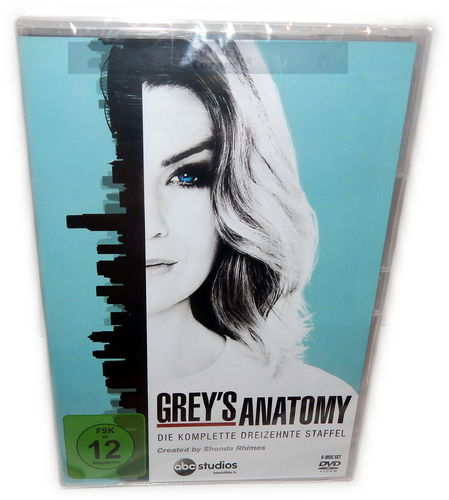 Grey´s Anatomy - Die komplette Staffel/Season 13 [DVD]