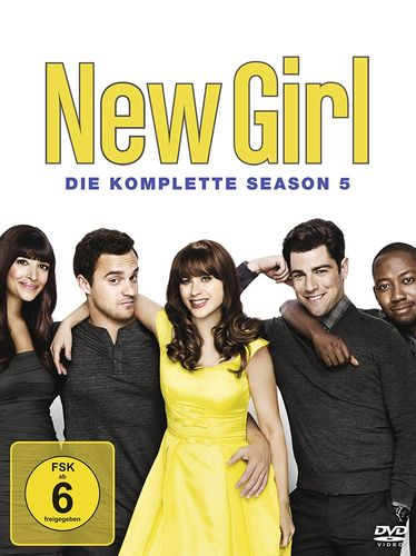 New Girl - Die komplette Staffel/Season 5 [DVD]