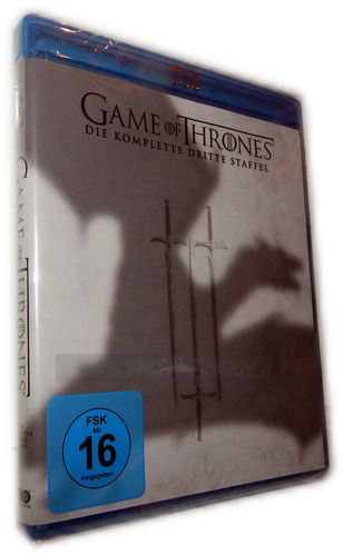 Game of Thrones - Die komplette Staffel/Season 3 [Blu-Ray]
