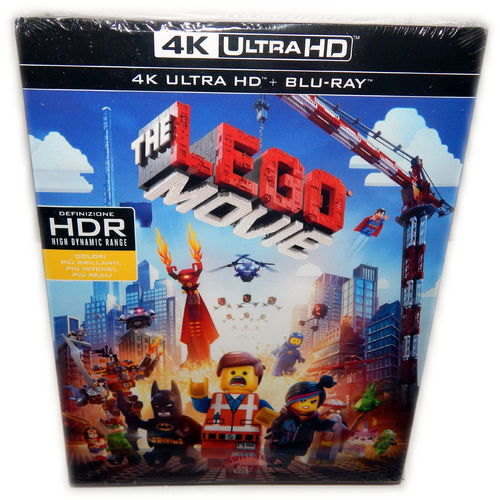 The Lego Movie [4K UHD] Ultra High Definition
