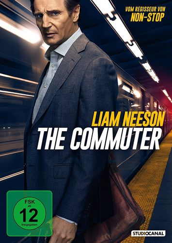 The Commuter [DVD] (Liam Neeson)
