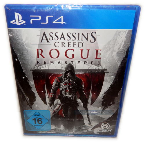 Assassins Creed - Rogue Remastered [Playstation 4] PS4