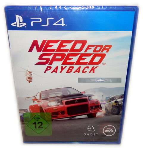 Need for Speed Payback [Playstation 4] Electronic Arts