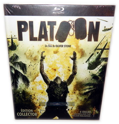 Platoon 2-Disc Edition Digibook [Blu-Ray] (Deutscher Ton)