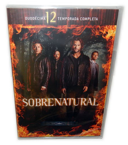 Supernatural - Die komplette Staffel/Season 12 [DVD] 6-Disc (Deutscher Ton)