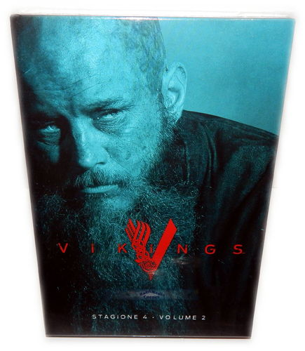Vikings - Staffel/Season 4 - Volume 2 (4.2) [DVD] 3-Disc (Deutscher Ton)