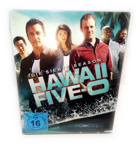 Hawaii Five-0 (5-0) - Die komplette Staffel/Season 7 [Blu-Ray]