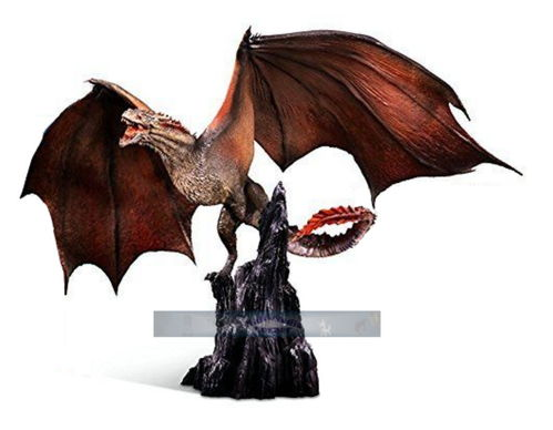 Drogon Drache Figur (Game of Thrones) Dragon original HBO Lizenzprodukt
