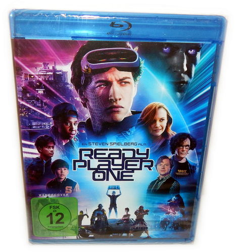 Ready Player One [Blu-Ray] (Steven Spielberg)