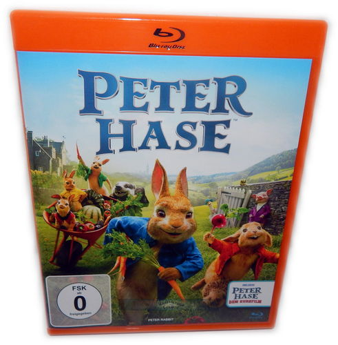 Peter Hase [Blu-Ray] Sony Pictures Animation