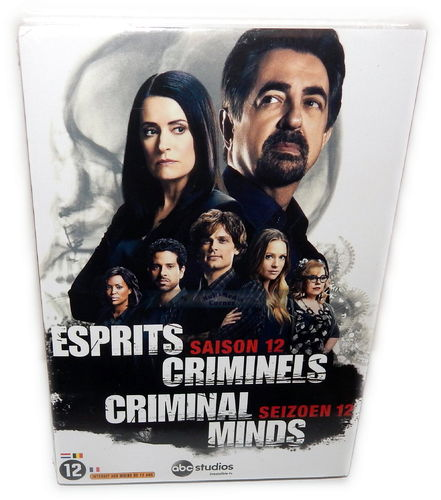 Criminal Minds - Die komplette Staffel/Season 12 [DVD] (Deutscher Ton)