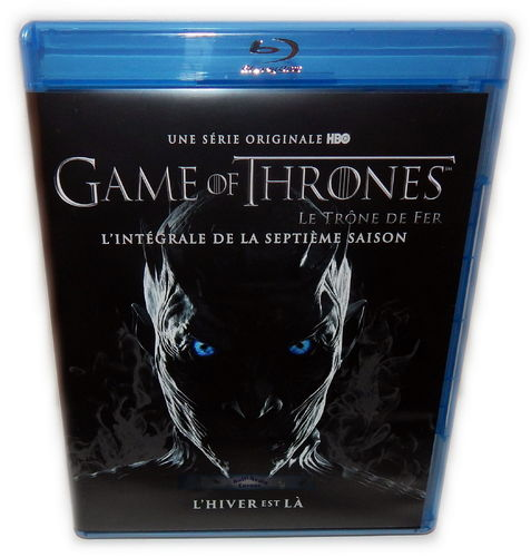 Game of Thrones - Die komplette Staffel/Season 7 [Blu-Ray] (Deutscher Ton)