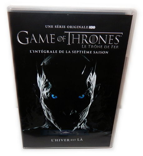 Game of Thrones - Die komplette Staffel/Season 7 [DVD] (Deutscher Ton)