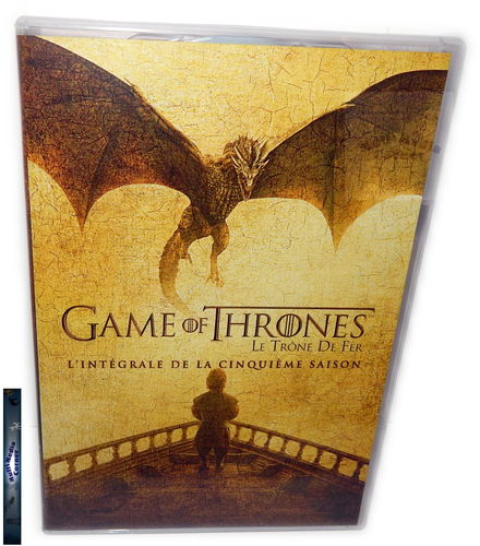 Game of Thrones - Die komplette Staffel/Season 5 [DVD] (Deutscher Ton)