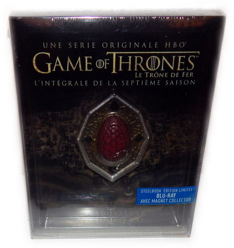 Game of Thrones - Die komplette Staffel/Season 7 [Blu-Ray] Steelbook (Deutscher Ton)