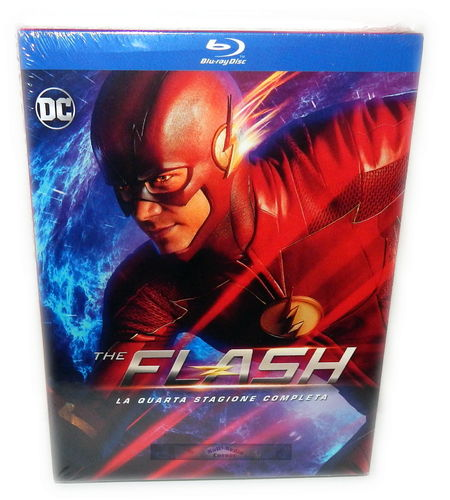 The Flash - Die komplette Staffel/Season 4 [Blu-Ray] (Deutscher Ton)