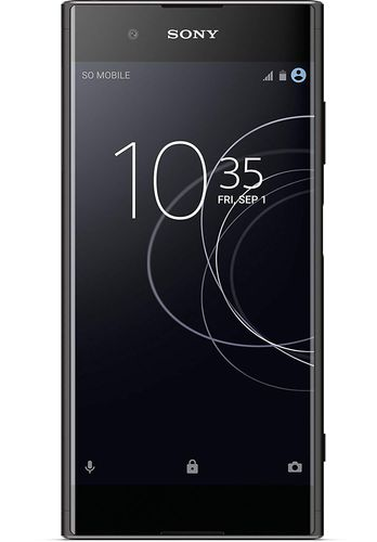 Sony Xperia XA1 Plus Smartphone (14 cm (5,5 Zoll)Display 32 GB, Android 7.0) schwarz