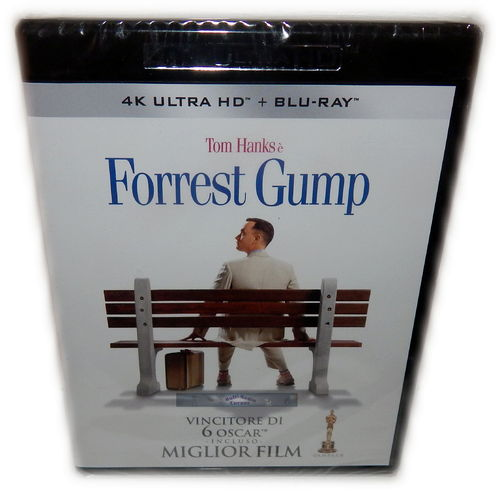 Forrest Gump [4K Ultra HD+Blu-Ray] 2-Disc (Deutscher Ton)