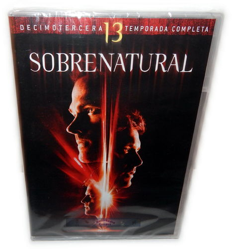Supernatural - Die komplette Staffel/Season 13 [DVD] 5-Disc (Deutscher Ton)