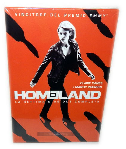 Homeland - Die komplette Staffel/Season 7 [DVD] (Deutscher Ton)