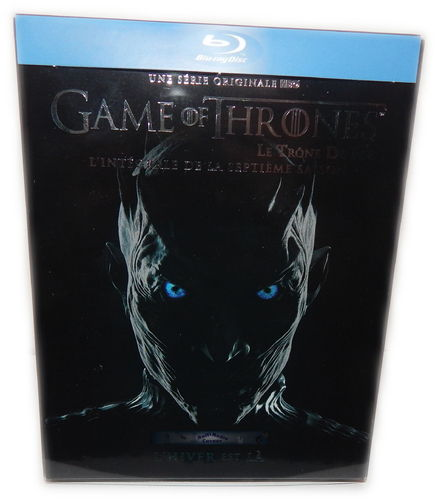 Game of Thrones - Die komplette Staffel/Season 7 [Blu-Ray] Bonus Disk (Deutscher Ton)