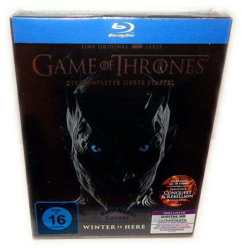 Game of Thrones - Die komplette Staffel/Season 7 [Blu-Ray]