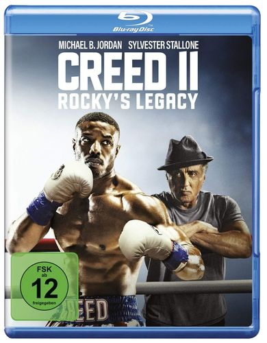 Creed II - Rocky´s Legacy [Blu-Ray] Sylvester Stallone