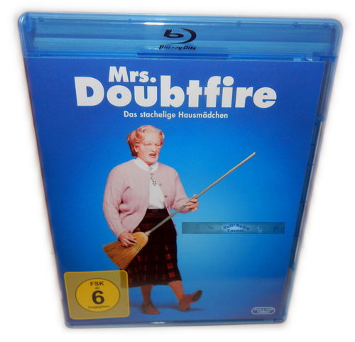 Mrs. Doubtfire - Das stachelige Kindermädchen [Blu-ray] Williams Brosnan