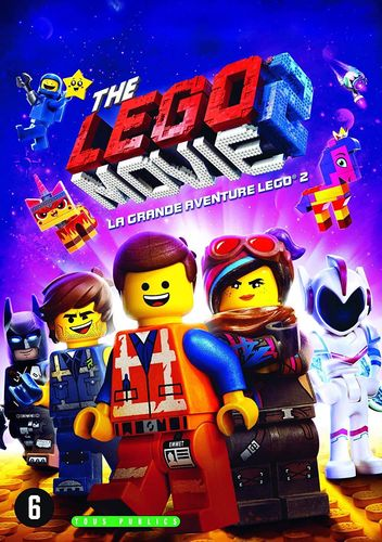 The LEGO Movie 2 [DVD] (EU-Import, Deutscher Ton)