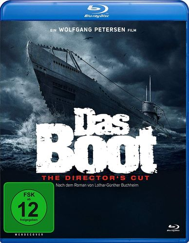 Das Boot - Director´s Cut [Blu-Ray] remastered