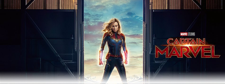 Captain Marvel [4K UHD+Blu-Ray] limited Edition